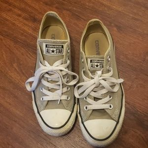 Converse (Olive Green) 8